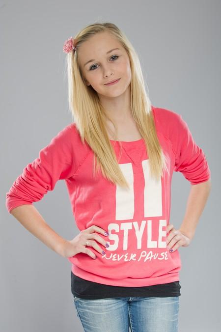 model piger