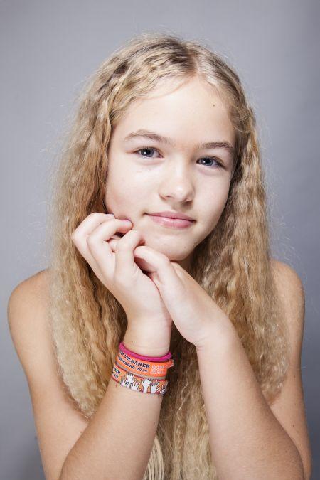 pige 14 år