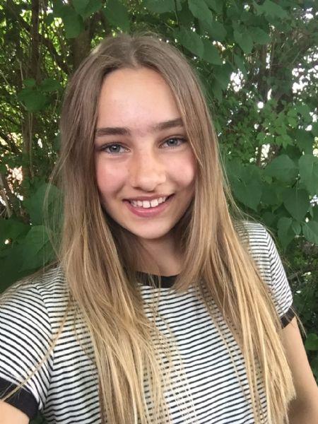 bliv model som 13 årig