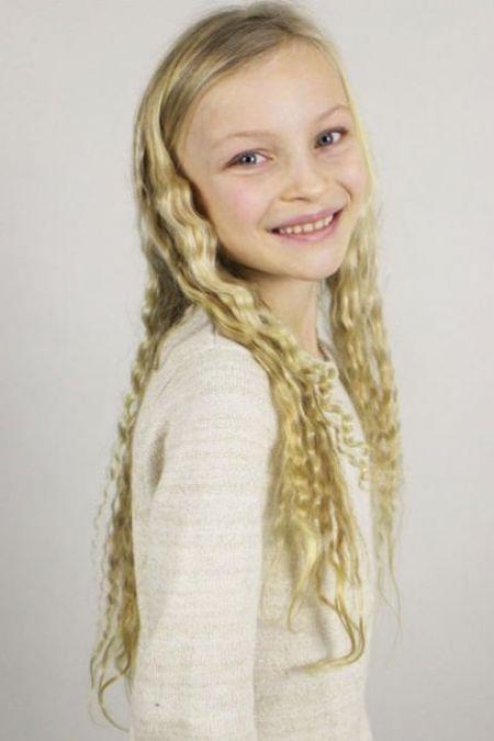 pige 11 år