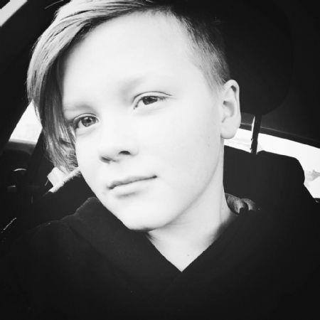 13 årig dreng