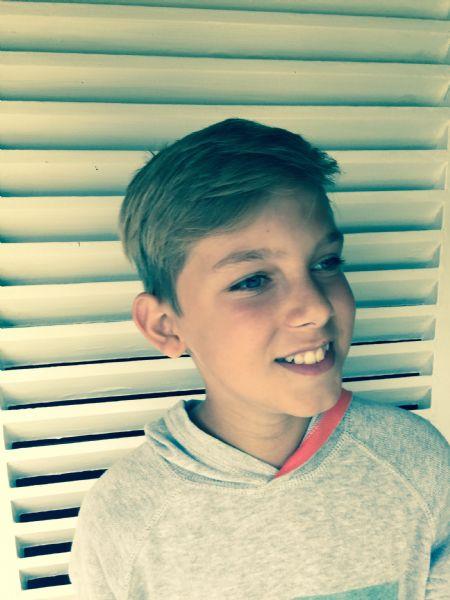 dreng 13 år